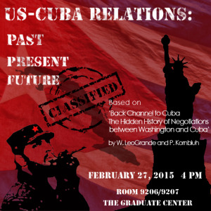 US-Cuba Relations: Past, Present, and Future