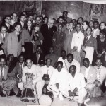 Fernando Ortiz conference on Afrocuban music and dances, 1955