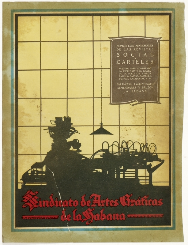 Sindicato de Artes Gráficas de la Habana