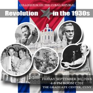 The Cuban Republic: Revolution in the 1930s
